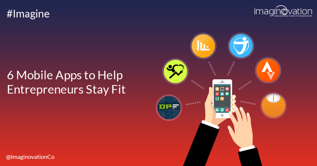 6 Mobile Apps for fitness in iPhone and Android