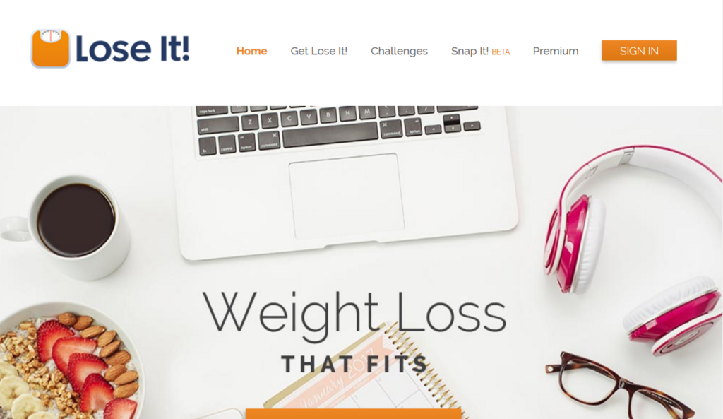 Mobile Apps for Fitness - Lose It