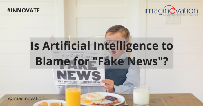 Does AI spread or fight fake news