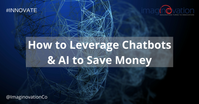 advantages of chatbots & AI for small & large businesses to save money