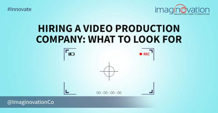 Hiring a Video Production agency near you