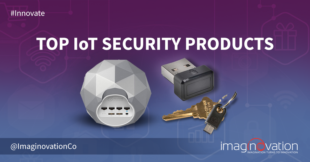 iot security products & devices