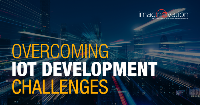 IoT challenges - implementation, development, security, connectivity