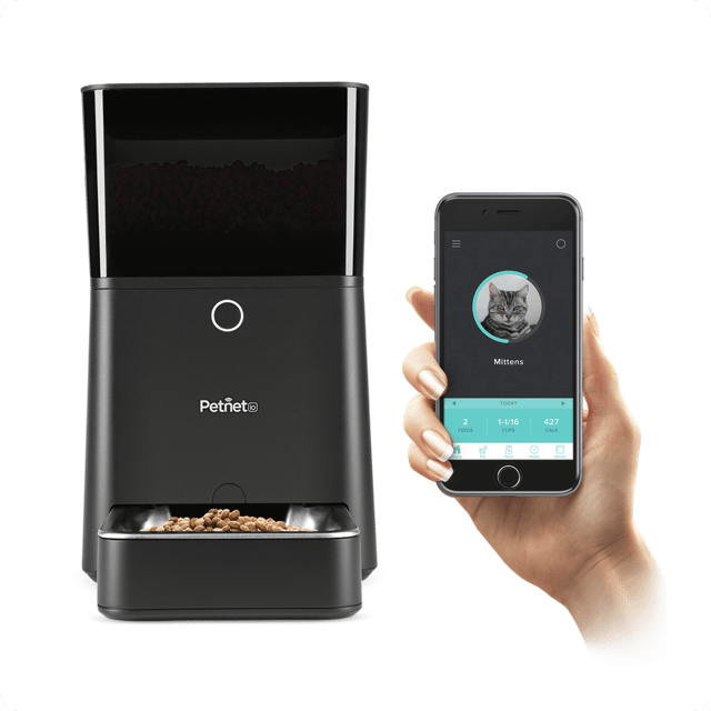 Iot Devices for Pets - Petnet Smartfeeder