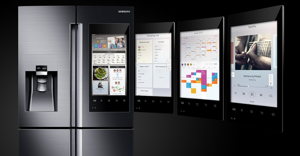 IoT Devices example - Smart Refrigerator