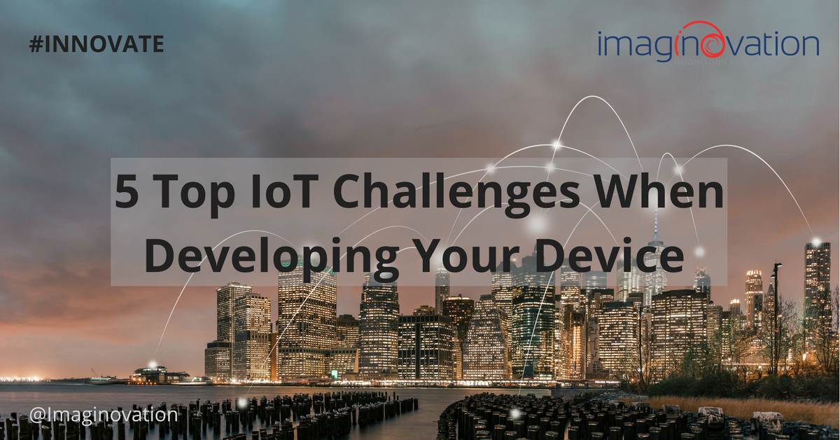 IoT challenges during device development