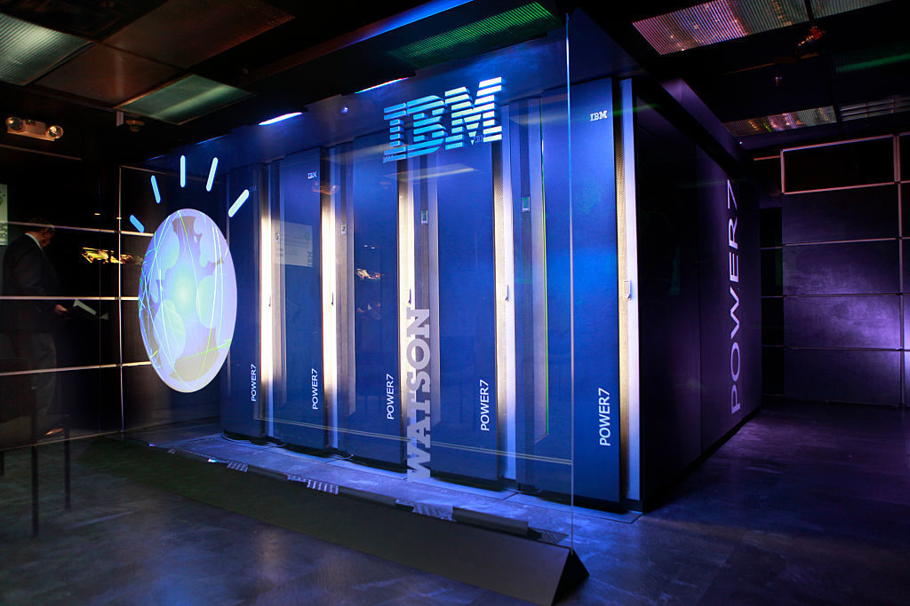 IBM Watson Machine Learning Unit
