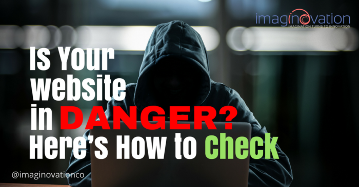 Website risk checker - how to secure a website