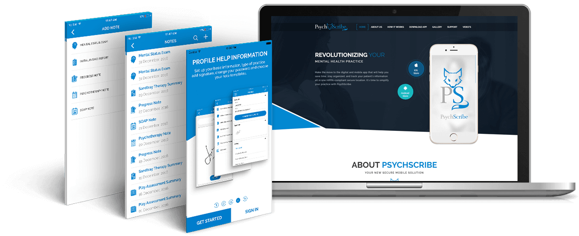 About Psychscribe