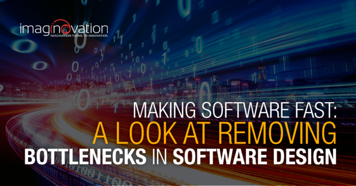 software bottleneck analysis - Making software fast