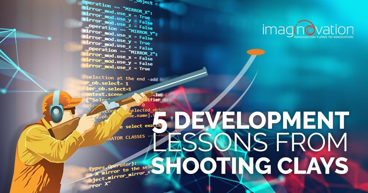 5 Web Development Lessons from Clay Shooting game