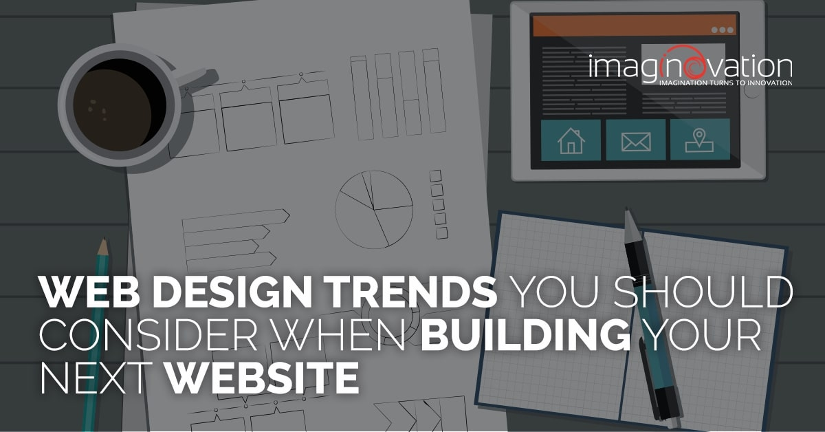 7 Web Design Trends in 2019 for Building a Website
